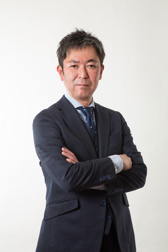 代表取締役 鍋谷大史
